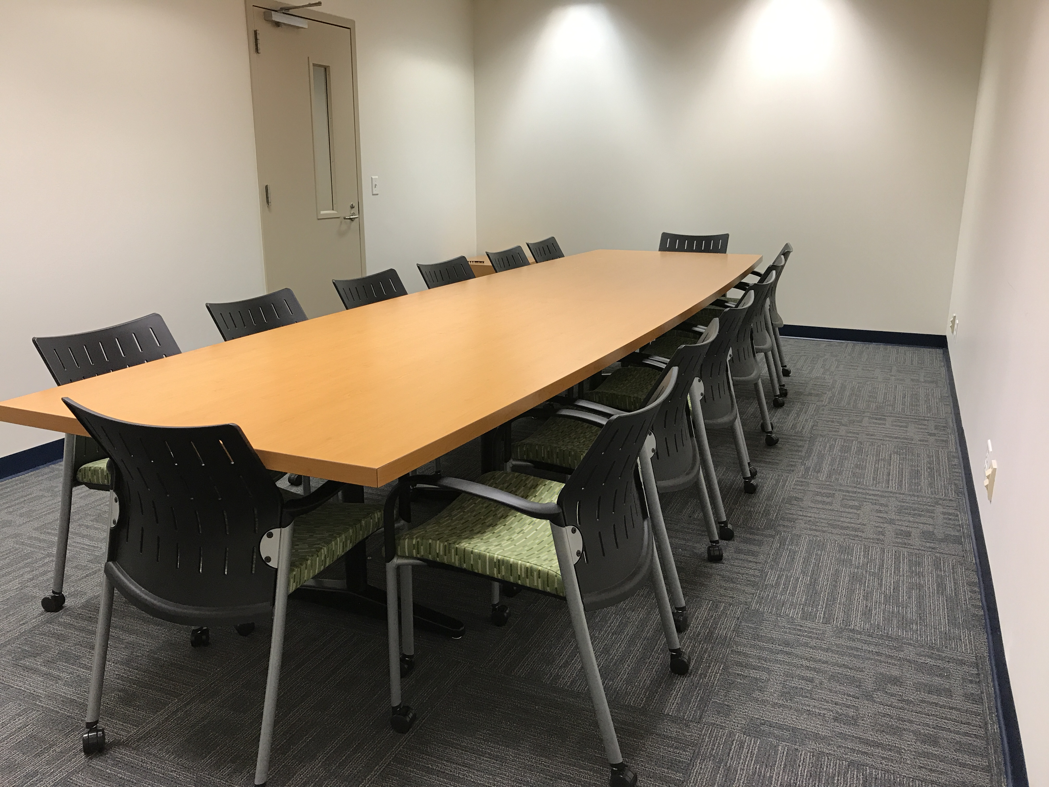 Room 48, 48 Building - Shared Space Reservations & Services