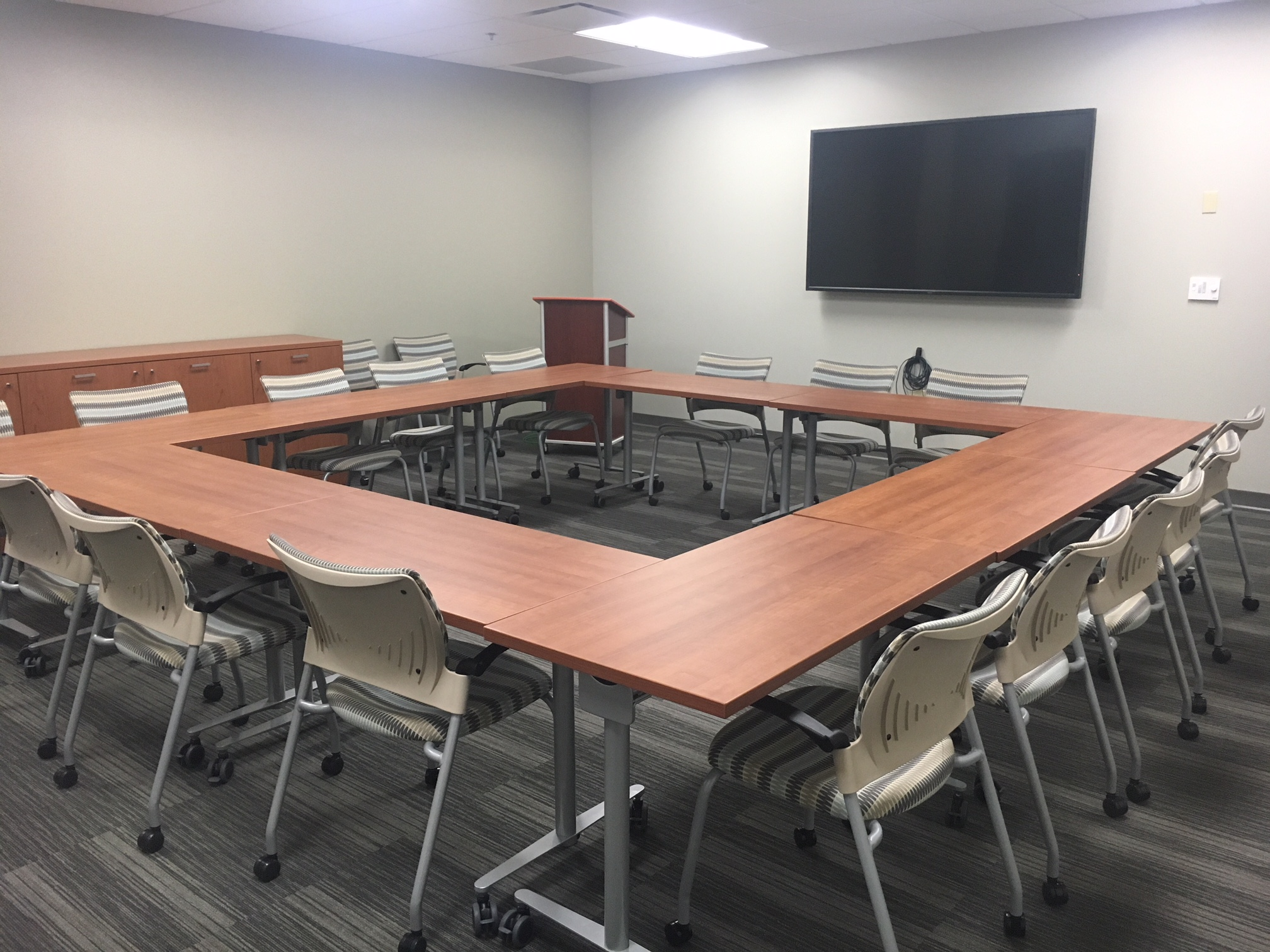 Room 201, Becker Medical Library - Shared Space Reservations